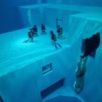 Najhlbší bazén na Zemi
