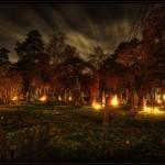 Obrázkoviny – HDR cintoríny:každý z nás je z dlhodobého hľadiska mŕtvy