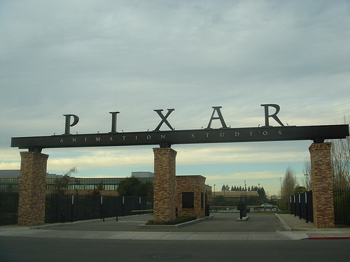 Pixar stodola