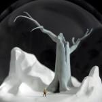 24 brutálne umeleckých snehových gulí