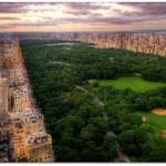 8x HDR Central Park: džungľa v džungli