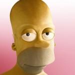 Obrázkoviny: Simpsonovci. Tentokrát reálne.