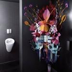 Záchodové kvetinárstvo