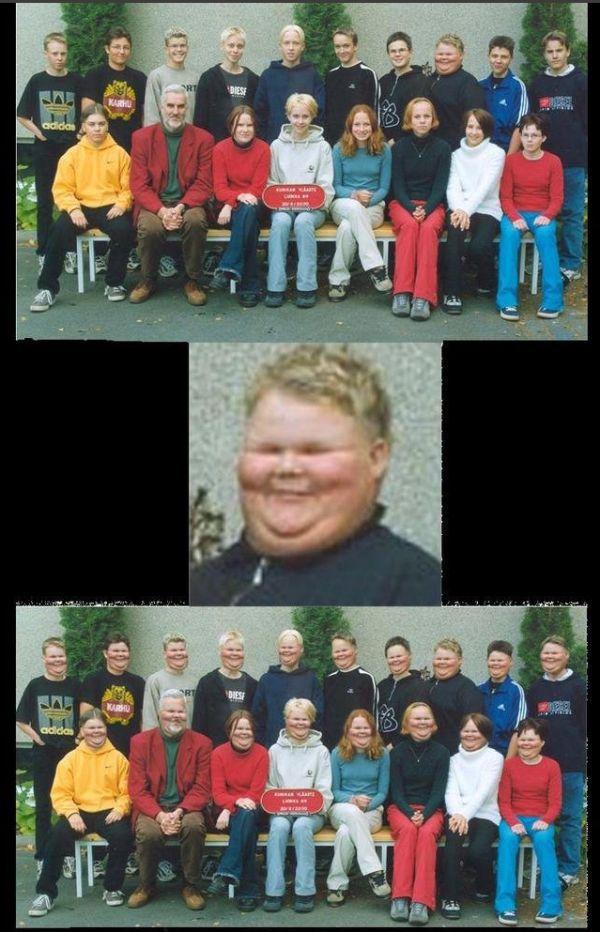 Haluze s Photoshopom
