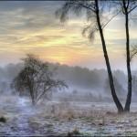 10x HDR: Ráno pred zotmením