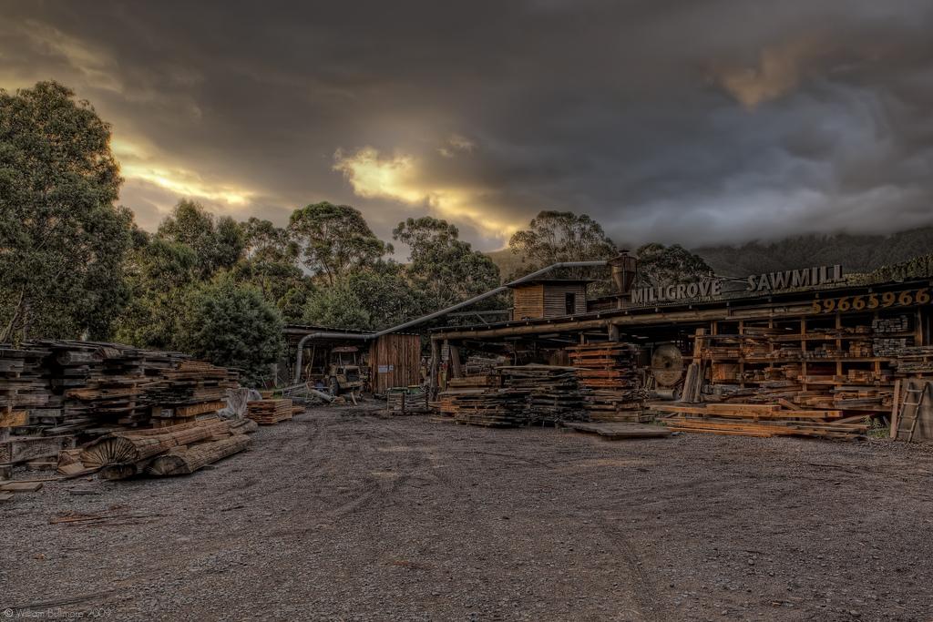 Millgrove Sawmill