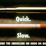 Cigaretka na dva ťahy a na tretí: smrť