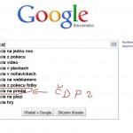 Čo o nás Google vie!