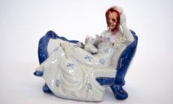Akú keramiku si kupuje sériový vrah