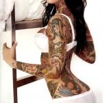 Potetované celebrity-Angelina, Rihanna, Megan Fox, Katy Perry