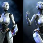 21 Sexi androidiek