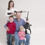 Blbci so zbraňami. Hlavne americkí..