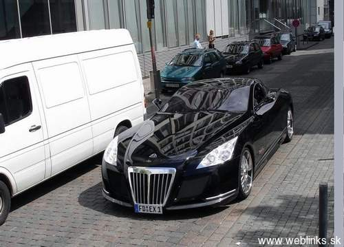 11 Need4Speed FINALE: Maybach Exelero