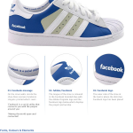 Facebook Adidas (Fejsbukové adidasy)