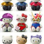 Hello Kitty: Star Wars, Robocop, Batman..