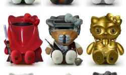 Hello Kitty: Star Wars, Robocop, Batman..