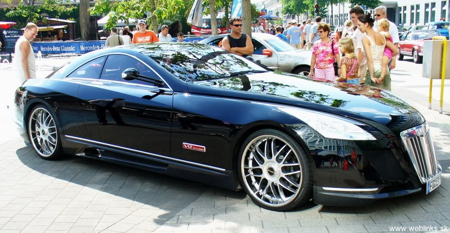 Maybach exelero stuttgart Need4Speed FINALE: Maybach Exelero