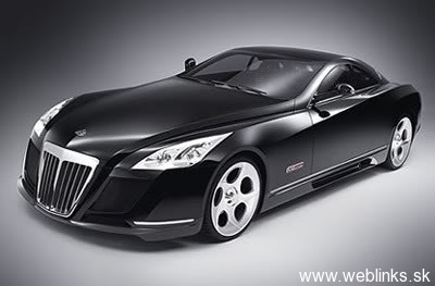 exelero front angle Need4Speed FINALE: Maybach Exelero