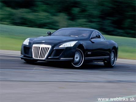 maybach exelero drifts Need4Speed FINALE: Maybach Exelero