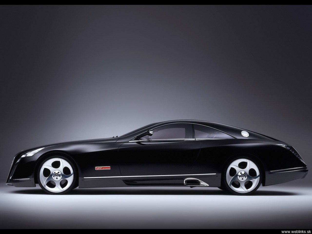 maybach exelero wallpaper Need4Speed FINALE: Maybach Exelero