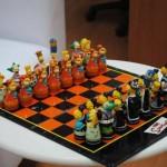 Simpsons šachy