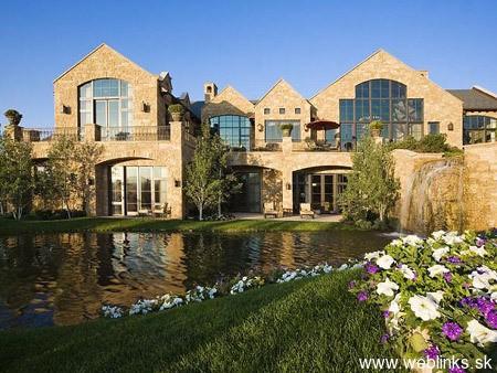 Ako vyzerá dom za 30 miliónov €..
