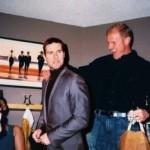 Včera som mal doma na párty Obamu, Keanu Reevesa aj Brada Pitta. No faaakt!