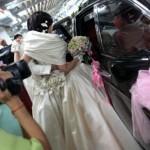 Že svadba…