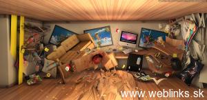 weblinks_sk 3d hd wallpapers_Designer__s_Room__by_K3nzuS