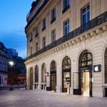 Štýlový Apple Store v Paríži