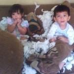 Deti: zbrane hromadného ničenia