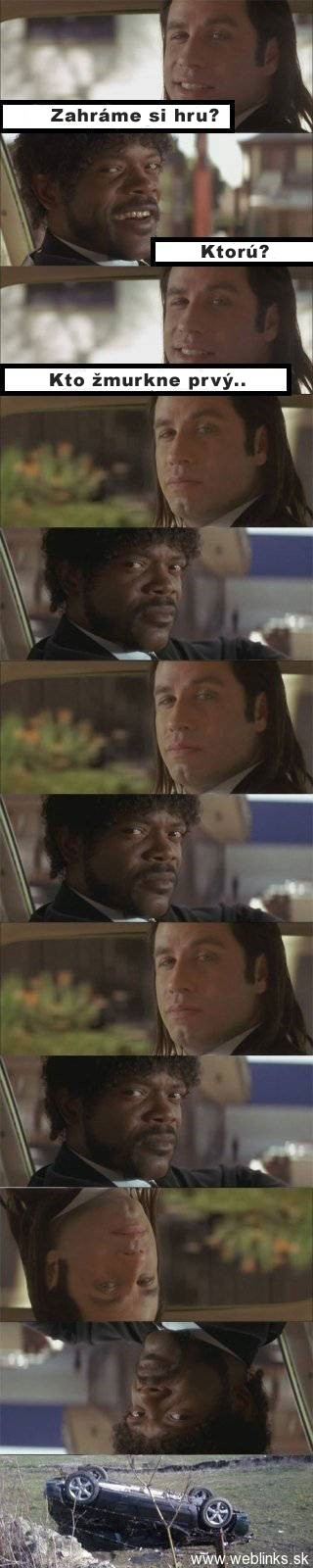 Pulp Fiction haluz