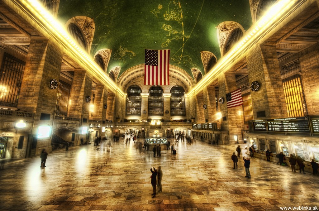 The Grand Central Station