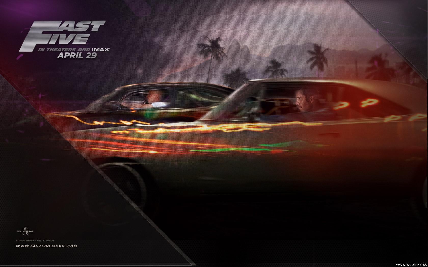 Kinoviny: Fast Five – Rýchlo a Zbesilo 5