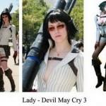 Dych berúci Cosplay: Kitana, Lara a ostatné. Naživo
