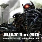 Odhalenie: Transformers 3 wallpapers