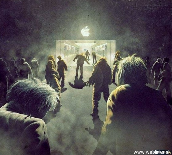 Keď Apple uvedie nový produkt na trh tak…