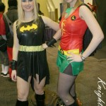 Batman girls