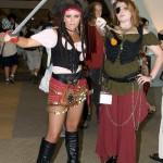 Cosplay: Pirátky na opätkoch