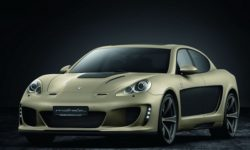 Porsche Mistral, Porsche Tornado, Porsche PPCI