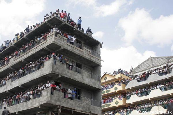 APTOPIX Kenya Building Collapsed