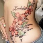 Krása tetovania, alebo tetovaná krása?