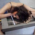 Fotografovanie scannerom ako umenie