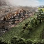 Šachová partia človek versus príroda