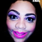 Hej! Máš na Make-Upe trocha tváre..