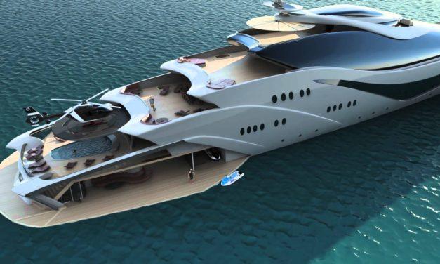 Taká luxusnejšia jachta: PROJECT MAGNITUDE