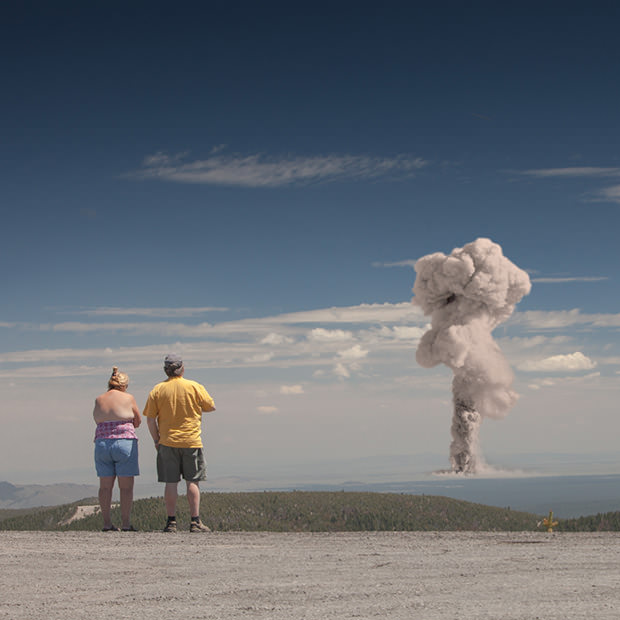 Atomic Overlook