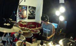 Úplne peckový Drum Cover Flo Rida – Whistle
