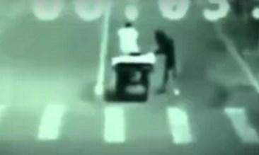 Záhadný teleport zachytený na video!
