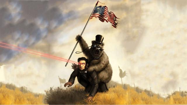 Amerika bratu!
